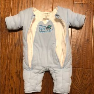Other - Blue Baby Merlin Magic Suit